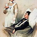 Nurse: Calendar, 1899 by Granger
