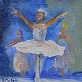 Nutcracker Ballet by Donna Tuten