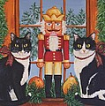 Nutcracker Sweeties by Beth Clark-McDonal