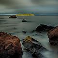 Nuttall Island Last Sunlight by Jakub Sisak