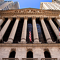 Ny Stock Exchange by Brian Jannsen