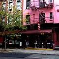 Ny Streets - Cafe Borgia II Soho by Gabriel T Toro