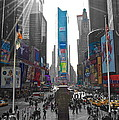 Ny Times Square by Galexa Ch