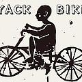 Nyack Bike by H James Hoff