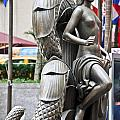 Nyc - Manhattan - Rockefeller Center - First Human Maiden Made F by Carlos Alkmin
