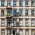 Nyc Building  by Amel Dizdarevic