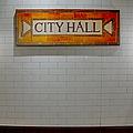 Nyc City Hall Subway Station by Susan Candelario