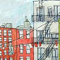 1st Ave by Cris Qualiana