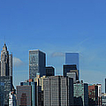 Nyc Financial District by Paulette B Wright