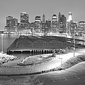 Nyc New York/ Manhatten  by Alex Pochinok