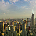 Nyc Panorama 2 by Rima Biswas