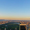 Nyc Panorama by Rima Biswas