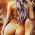 Nymph 02 by Emerico Imre Toth