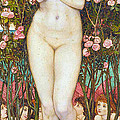 Nymph by John Roddam Spencer Stanhope
