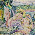 Nymphs by Henri Edmond Cross