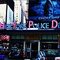 Nypd Time Square by Art by Dance