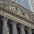 Nyse  New York Stock Exchange Wall Street by Susan Candelario
