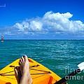Oahu Toes by Jamie Johnson