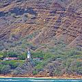 Oahu Lighthouse by Brigitte Emme