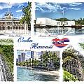 Oahu Postcard 2 by Mo T