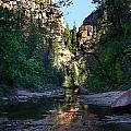 Oak Creek Canyon by Steve  Ondrus