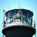 Oak Island Lighthouse Beacon Lights by Sandi OReilly