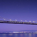 Oakland Bay Bridge by Aged Pixel