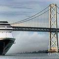 Oakland Bay Bridge  by Tap On Photo