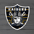 Oakland Raiders Football Team Retro Logo California ...