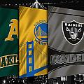 Oakland Sports Teams by Joe Hamilton