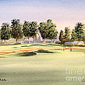 Oakmont Golf Course 14th by Bill Holkham