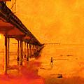 Ob Sunset by Bob Galka