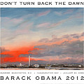 Obama Campaign Poster 2012 by William Van Doren