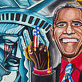 Obama by Gary Link White