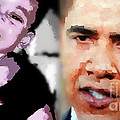 Obama - If I Had A Son He Would Look Like Me by Fania Simon