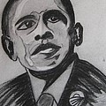 Obama by Roger Cummiskey