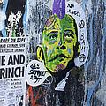 Obama The Grinch by David Resnikoff