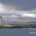 Oban Bay Lighthouse by Elvis Vaughn