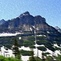 Oberlin Mountain by Kevin Bone