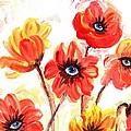 Observant Flowers 101 by Linda Mears