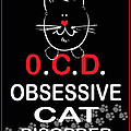 Obsessive Cat Disorder by Daryl Macintyre
