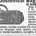 Obstetrical Bag, C1900 by Granger