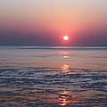 Oc Sunrise1 by Carolyn Stagger Cokley