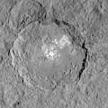 Occator Crater by Nasa/jpl-caltech/ucla/mps/dlr/ida