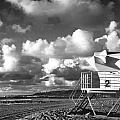 Ocean Beach Lifeguard Tower by Nathan Rupert