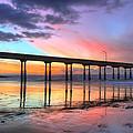 Ocean Beach Sunset by Nathan Rupert