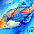 Ocean Blues Solo by Lisa Fretina