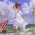Ocean Breeze Blues by Candace Lovely