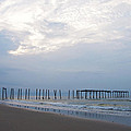 Ocean City At The  59th Street Pier by Bill Cannon