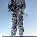 Ocean City Firefighter Memorial by JC Findley